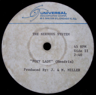 Nervous System Universal Recording Demo Foxy Lady