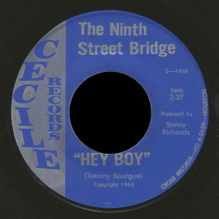 The Ninth Street Bridge Cecile 45 Hey Boy