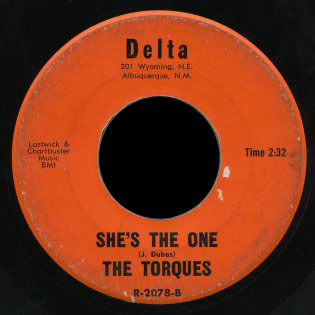 The Torques Delta 45 She's the One