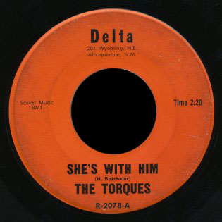 The Torques Delta 45 She's with Him