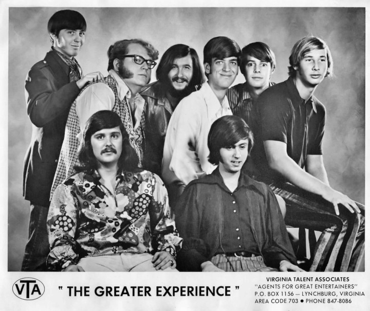 The Greater Experience publicity photo for Virginia Talent Associates in Lynchburg, Va.