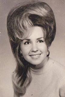 Gwen Kallam at 18