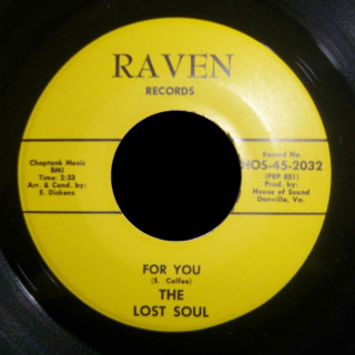 Lost Soul Raven 45 For You