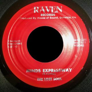 Lost Soul Raven 45 Mind's Expressway