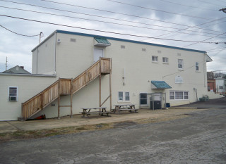 former location of House of Sound Studios