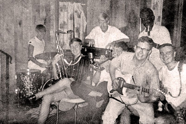The Soulmasters first practice, 1965