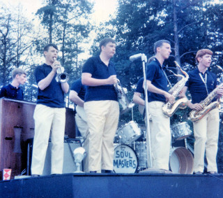 The Soulmasters at the 360 Drive-In, Danville