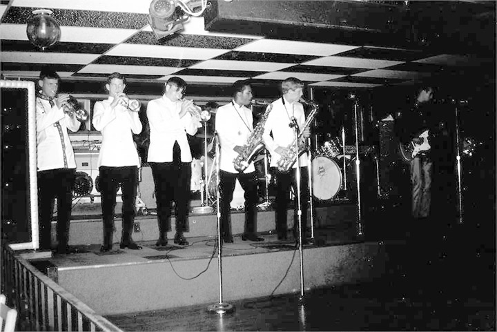 Soulmasters at Peabody's Warehouse 1968