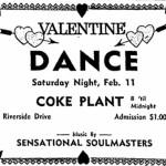 Soulmasters Danville Register, February 11, 1967