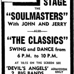 Soulmasters Danville Register, June 14, 1967