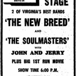 Soulmasters Danville Register, June 28, 1967