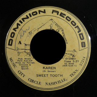 Sweet Tooth Dominion 45 Karen