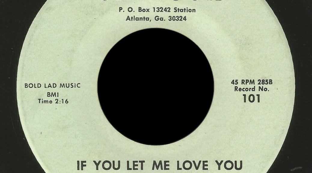 Atlanta Vibrations Sim-Cor 45 If You Let Me Love You