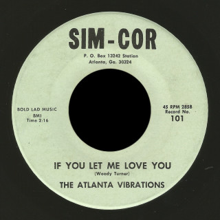 Atlanta Vibrations Sim-Cor 45 If You Let Me Love You