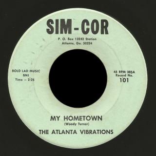 Atlanta Vibrations Sim-Cor 45 My Hometown