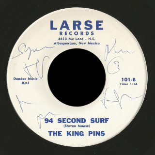 King Pins Larse 45 94 Second Surf