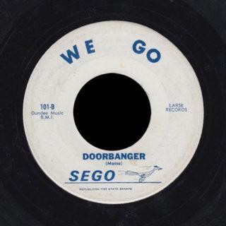 King Pins We Go Sego Larse 45 Doorbanger