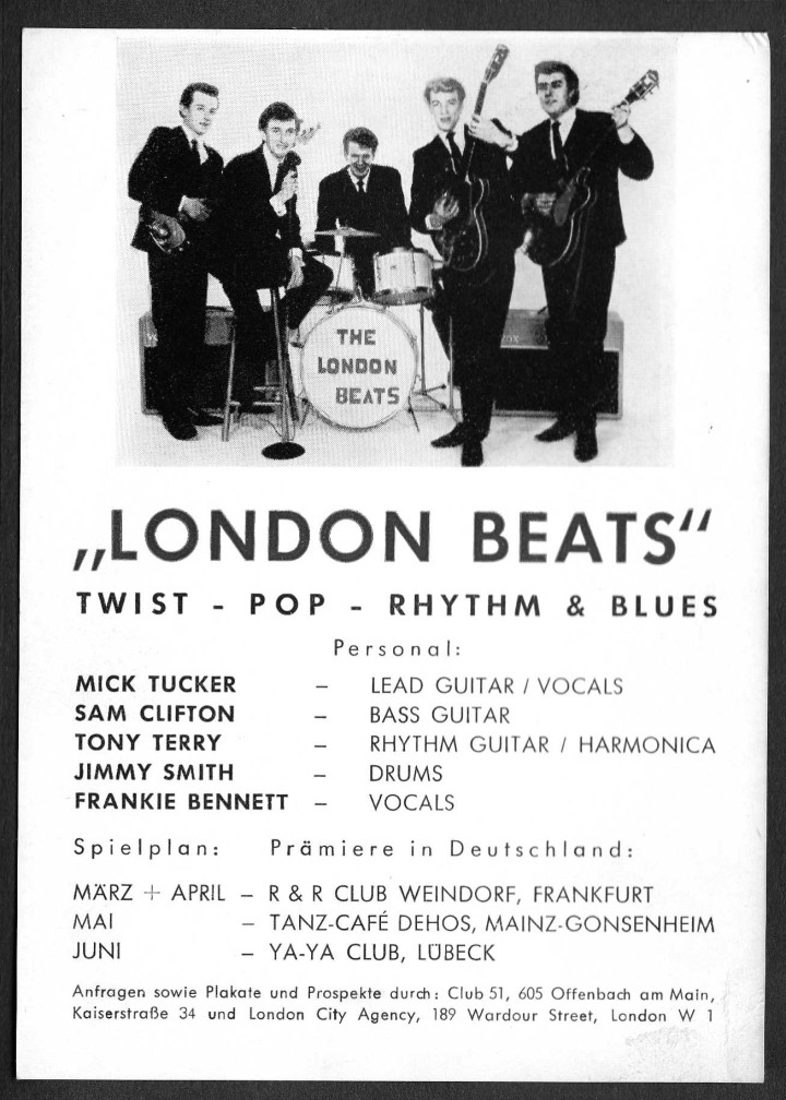 London Beats Germany Publicity 01