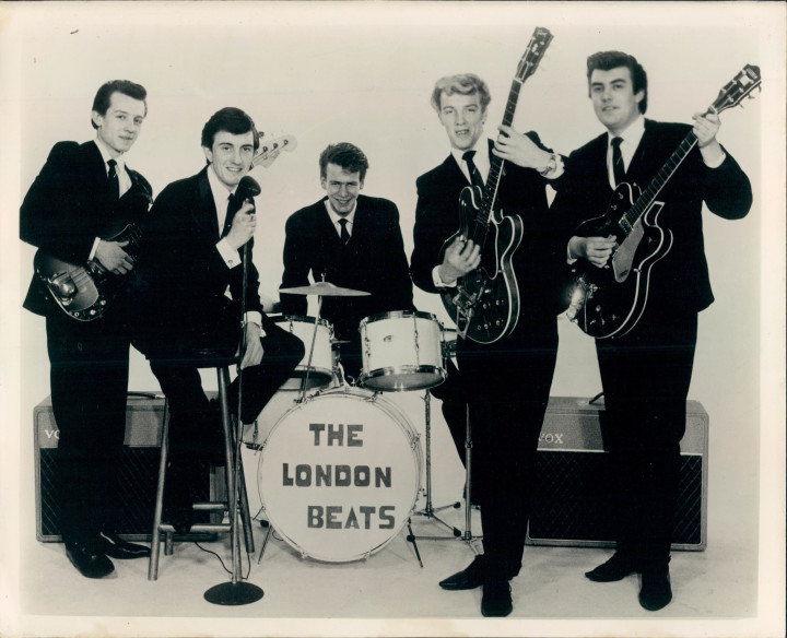 London Beats in London early 1964