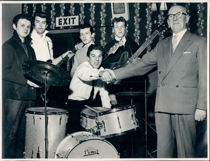 Pete Chester Combo 1963