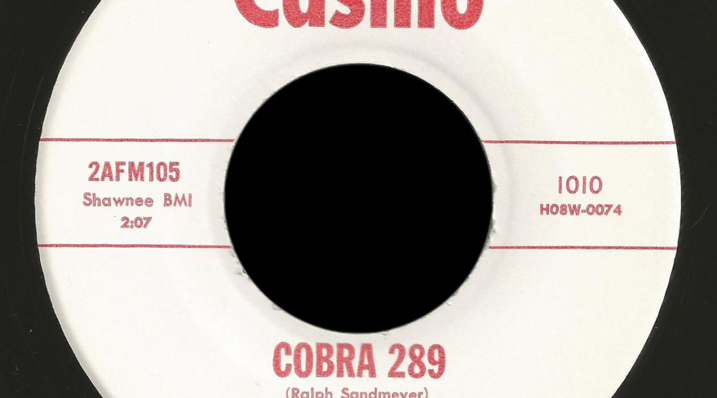 Rockin' Continentals Casino 45 Cobra 289