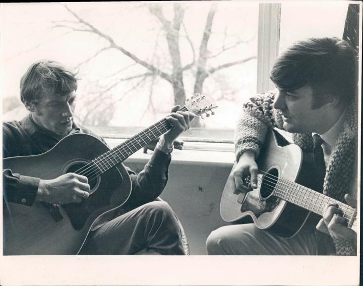 Tony Terry and Mick Tucker