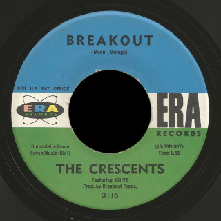 The Crescents featuring Chiyo Era 45 Breakout