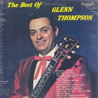 Glenn Thompson Tornado LP Best Of