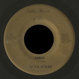 Alva Starr Golden 45 Anna