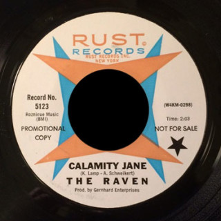 The Raven Rust 45 Calamity Jane