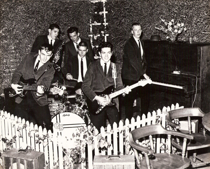 Bobby & The Denos, Arkansas, 1961
