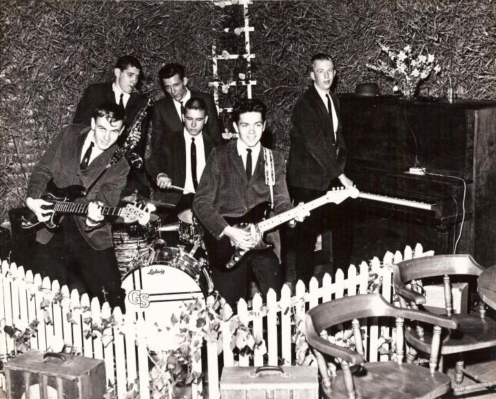 Bobby & The Denos, Arkansas, 1961