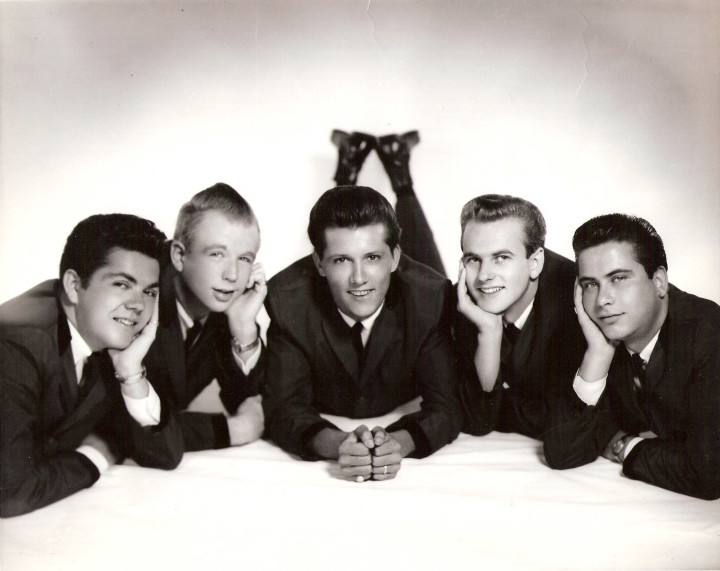 Bobby & the Denos: early 60's promo photo