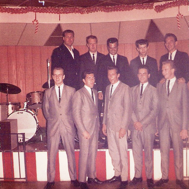 Bobby & The Denos with Conway Twitty & Band in Bossier City, LA