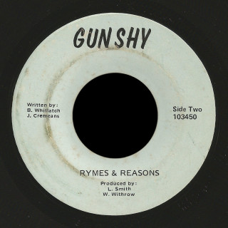Gun Shy Musicol 45 Rymes & Reasons