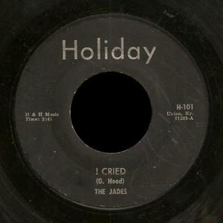 Jades Holiday 45 I Cried