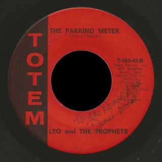 Leo and the Prophets Totem 45 The Parking Meter