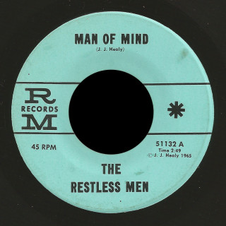 Restless Men RM 45 Man of Mind