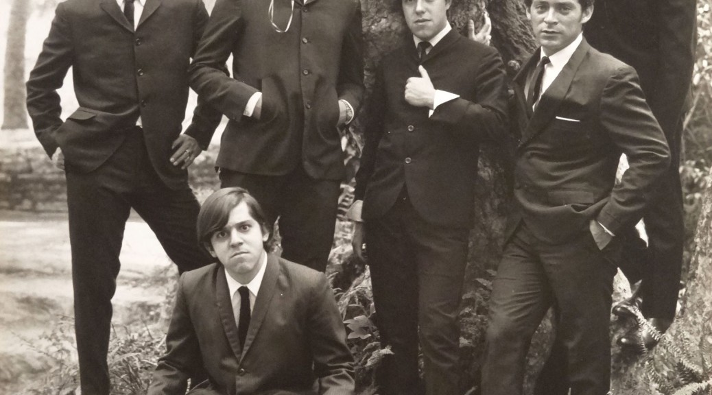 Unknown Los Angeles band, photo courtesy of Green Pig Studio, John A. Kurtz, Walt Walston, San Diego, CA