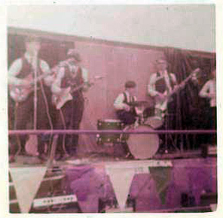 Sands Of Time at Scanlon RecreationCenter, Philadelphia, May or June, 1967