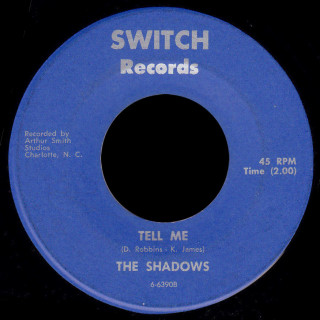 The Shadows Switch 45 Tell Me