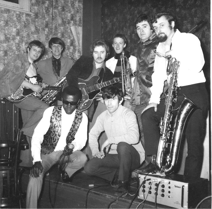 Sketto Rich & Sonority - Railway Tavern 1968