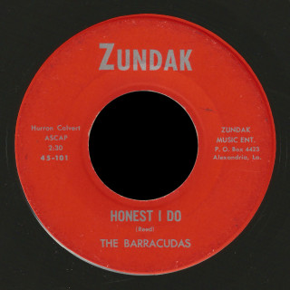 Barracudas Zundak 45 Honest I Do