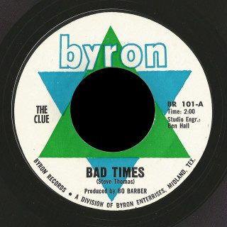 The Clue Byron 45 Bad Times