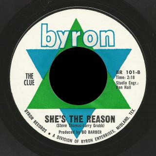 The Clue Byron 45 She's the Reason