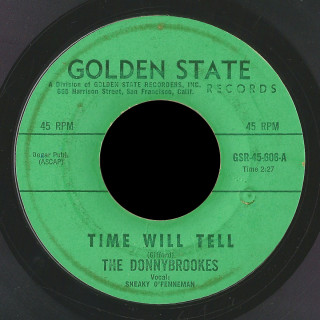 Donnybrookes Golden State 45 Time Will Tell