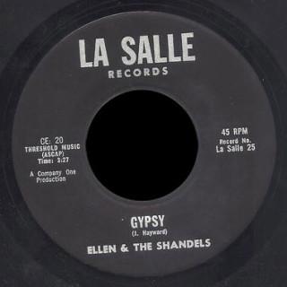 Ellen and the Shandels La Salle 45 Gypsy