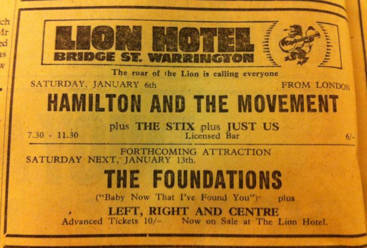 Hamilton Jan 1968