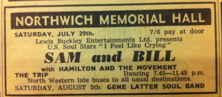 Hamilton July 1967