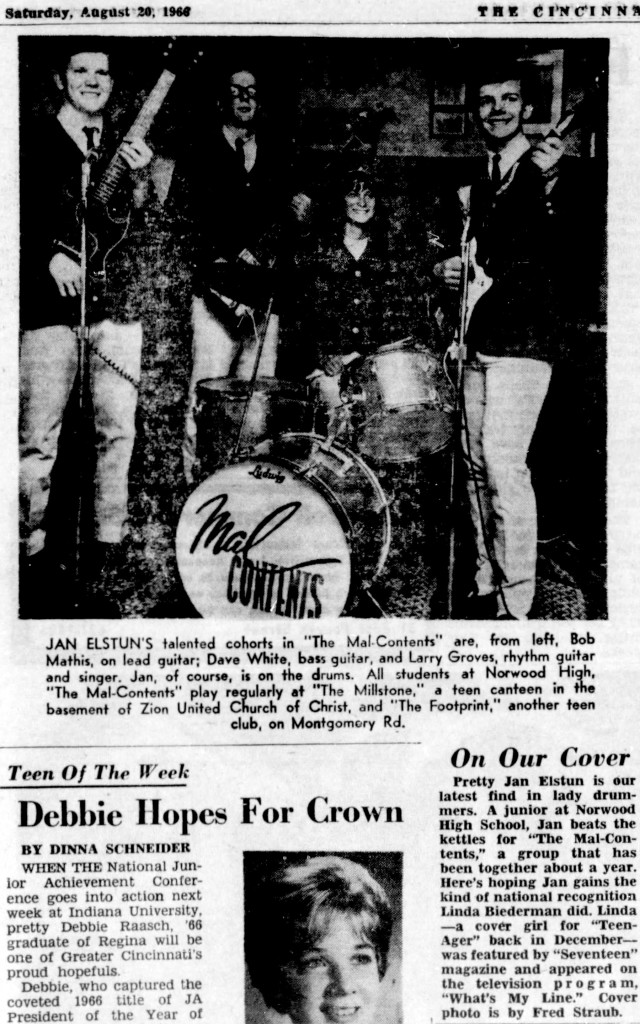 The Mal-Contents, August 20, 1966